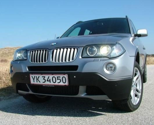 BMW X3 3,0sd