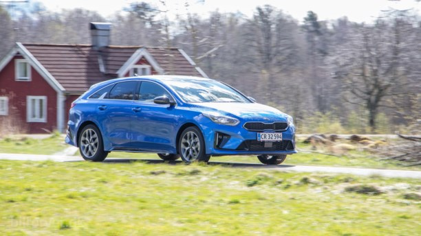 Form over funktion – Kia Proceed GT-Line