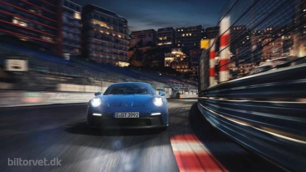 Køreglæde i højeste potens – Porsche 911 GT3