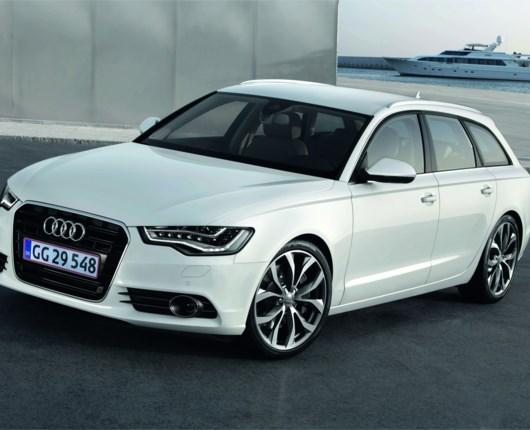 Audi A6 Avant 2,0 TDI Multitronic