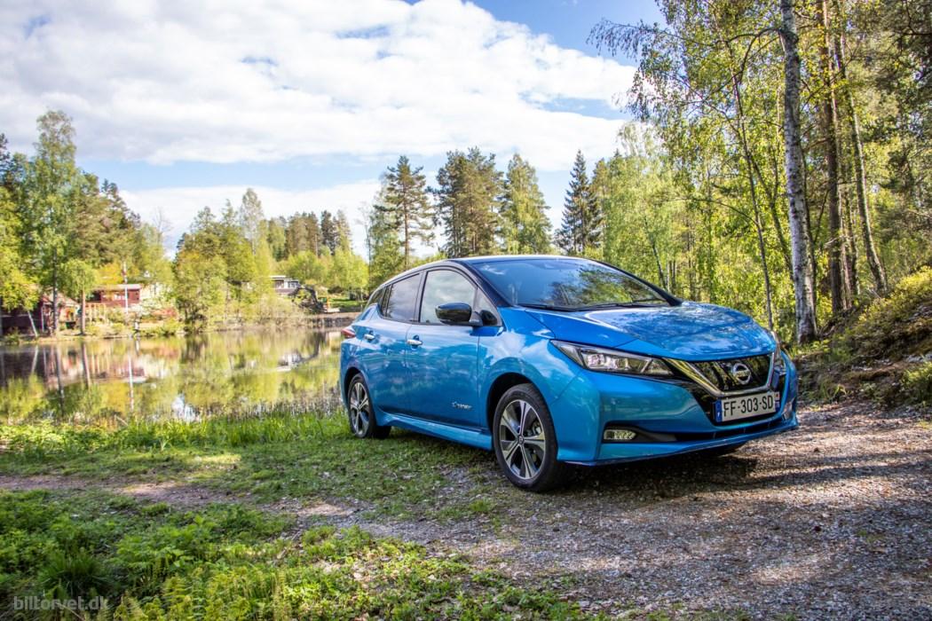 b390685c956 Elektrisk boost til Leaf – vi kører Nissan Leaf e+ Anmeldelse   20-06-2019  Læs mere