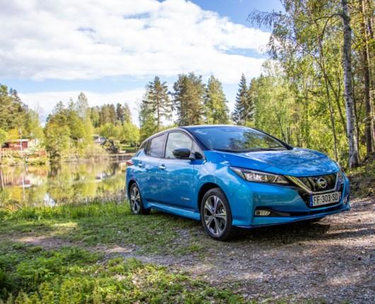 Elektrisk boost til Leaf – vi kører Nissan Leaf e+