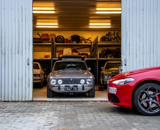 Forza Italia – Alfa Romeo Giulia Veloce TI