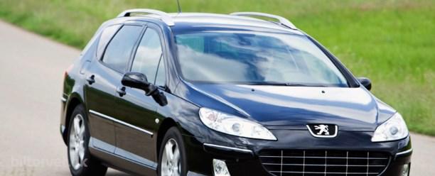 Ny Peugeot 407 hos forhandlerne