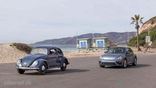 Farvel til folkets bil – produktionen af Beetle stopper