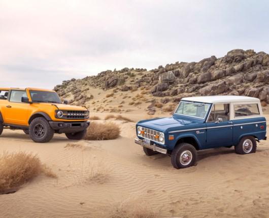 Ford genopfinder legendarisk firehjulstrækker