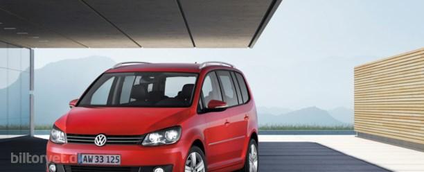 VW Touran 1,6 TDI DSG7 Comfortline BMT