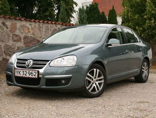 VW Jetta 1,4 TSI Sportline