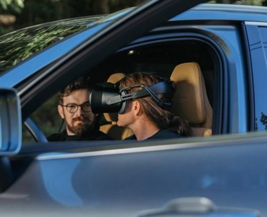 Volvo hopper ind i fremtiden med finsk fantasi