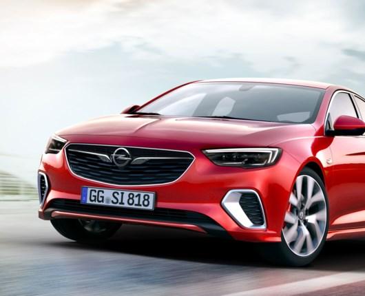 Opel viser Insignia GSi - og den er hurtigere end OPC