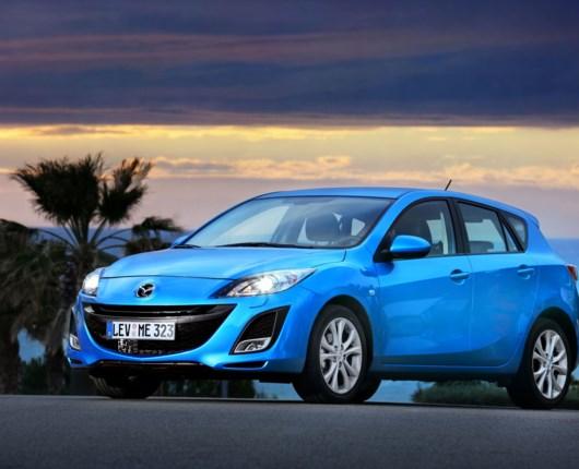 5 stjerner til Mazda 3