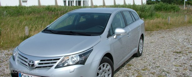 Toyota Avensis 2,0 D-4D T2 Touch