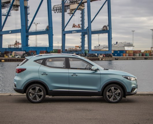 Made in China – elektriske MG ZS EV overrasker positivt