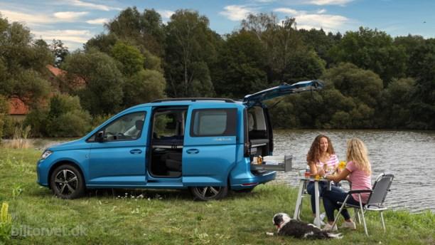 Sommer på hjul? Volkswagen har genvejen med ny 'billig' Caddy California