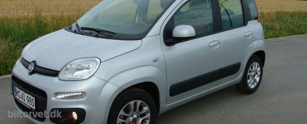 Fiat Panda 0,9 TwinAir Turbo Lounge