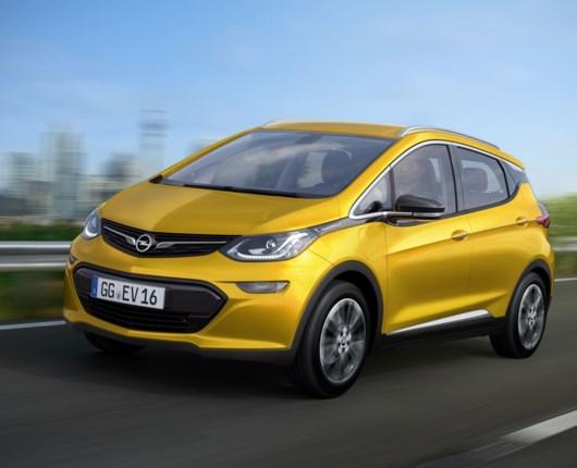 Ny el-bil fra Opel