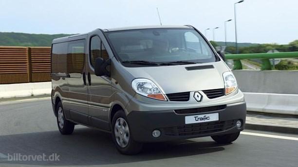 Renault Trafic 2,0 L2H1