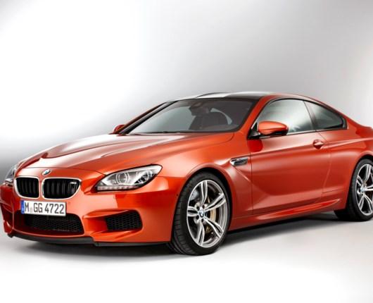 Ny BMW M6