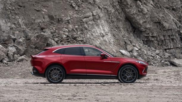 Bilen til Charlotte – Aston Martin bygger SUV'en DBX