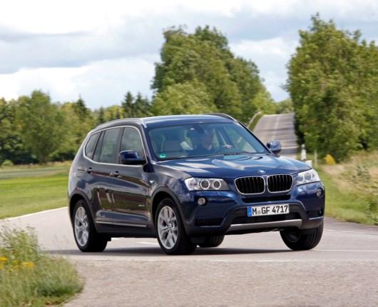 BMW X3 - nu med baghjulstræk!