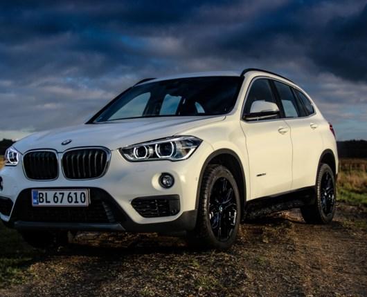 BMW X1 sDrive20d - imponerende diesel