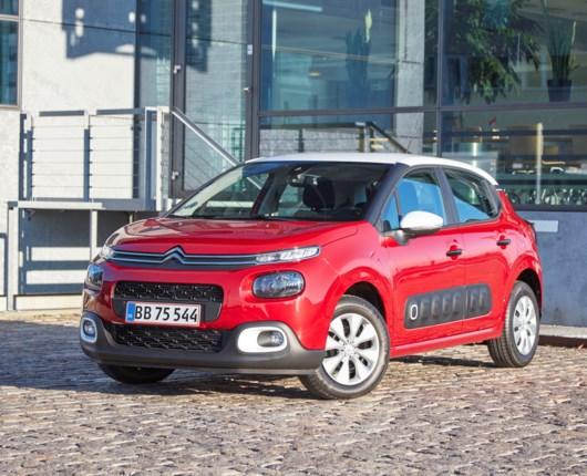 Ny Citroën C3 har premiere i weekenden