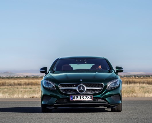 Mercedes-Benz S500 Coupe 4Matic