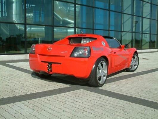 Opel Speedster 2.2