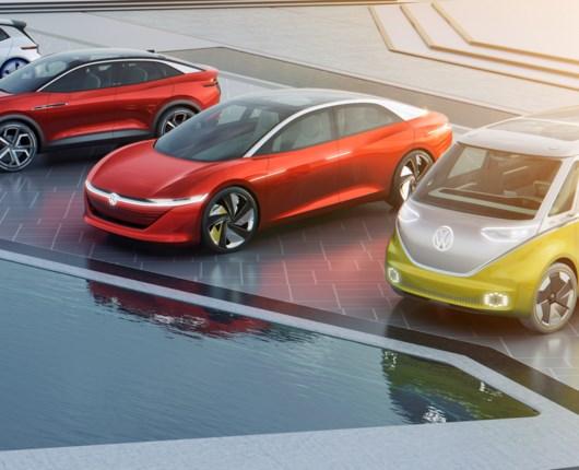 Volkswagen skruer op for ambitionerne – vil nå én million elbiler allerede i 2023