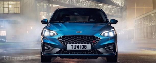 Focus ST – Her er priserne på den hurtige Ford