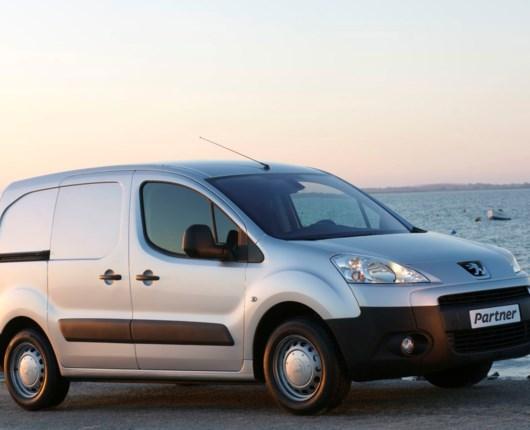 Ny Peugeot Partner