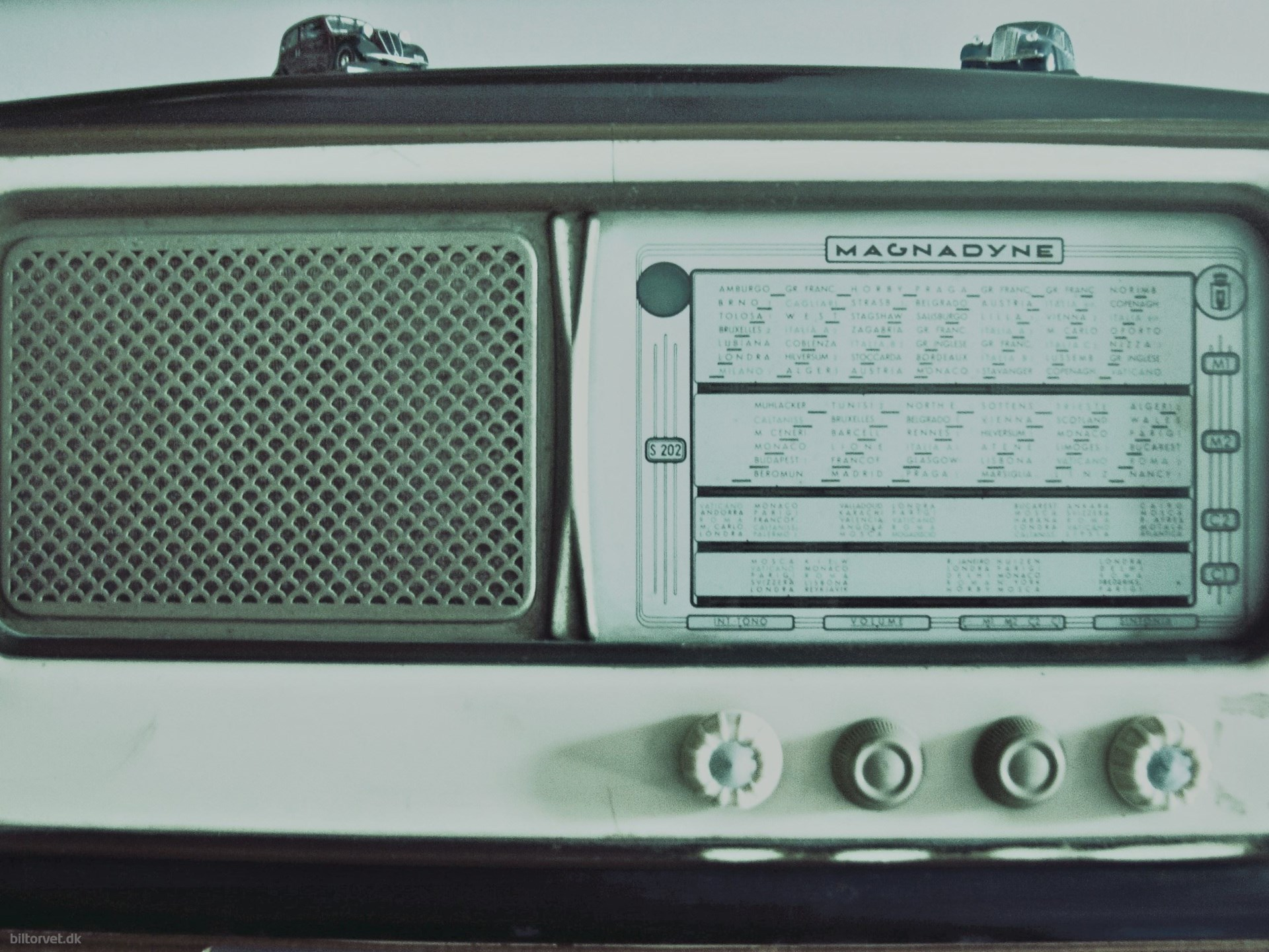 FM-tuner antenne tilslutning