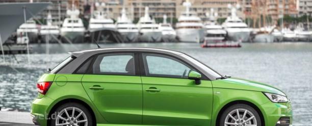 Priser på ny Audi A1