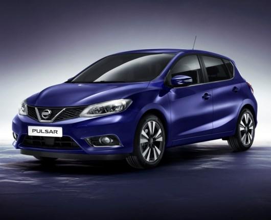 Ny Nissan Pulsar