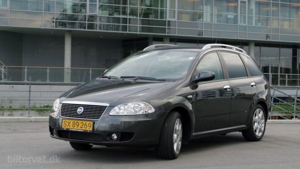 Fiat Croma som varebil