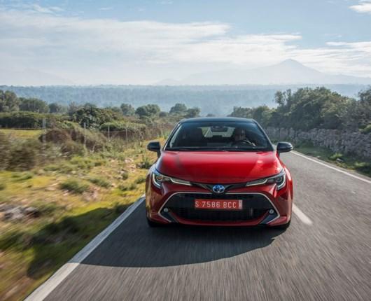 Som i de gode, gamle dage – Toyota Corolla