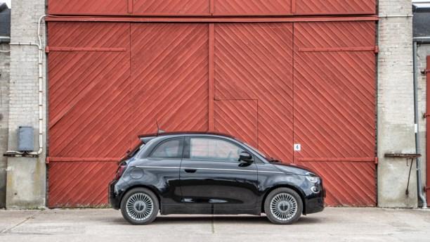 Fiat 500e – den elektriske Fiat du må eje