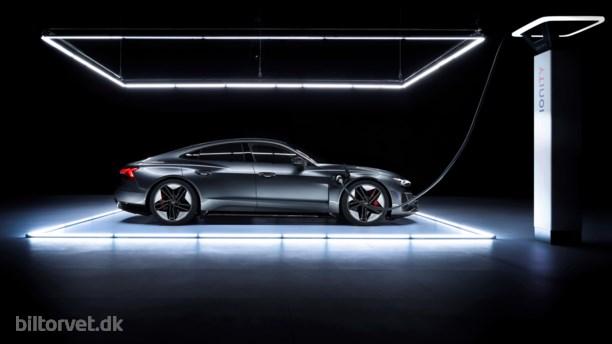 Audi bygger langsommere variant af Porsche Taycan