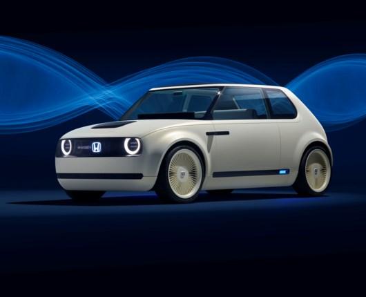 Elektrisk charmeoffensiv fra Honda