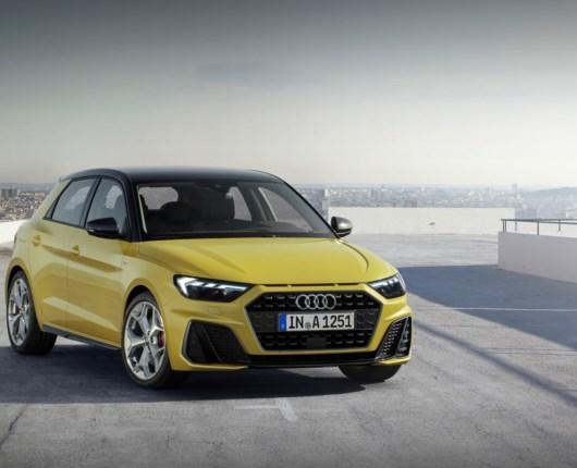 Audi A1 er blevet voksen