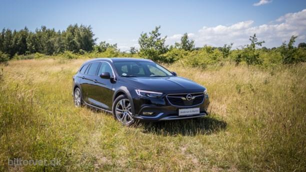 Den sidste tysker - brugttest af Opel Insignia