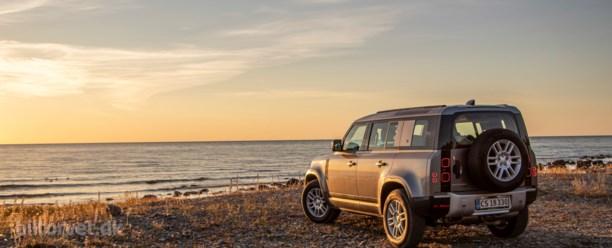 Ekspedition Gotland –  roadtrip i den nye Land Rover Defender
