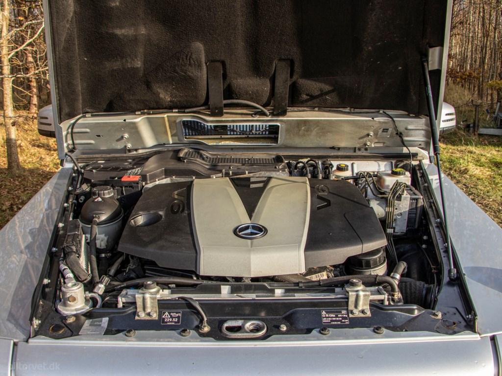 Mercedes-Benz G350 d