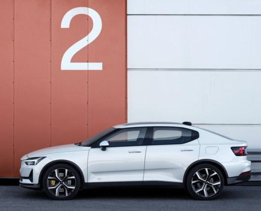 Volvo jager Tesla med 400 hestes elbil
