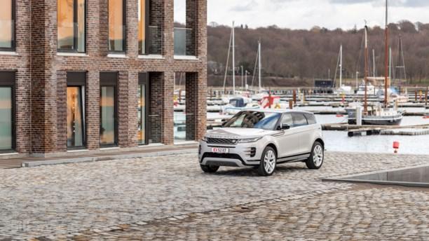 Det nye smykkeskrin – Range Rover Evoque er tilbage