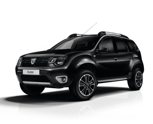 Dacia Duster Black Shadow klar i Danmark