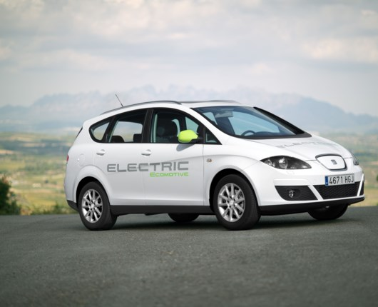 Seat Altea XL Electric