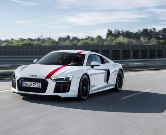 Audi R8 V10 - nu med baghjulstræk