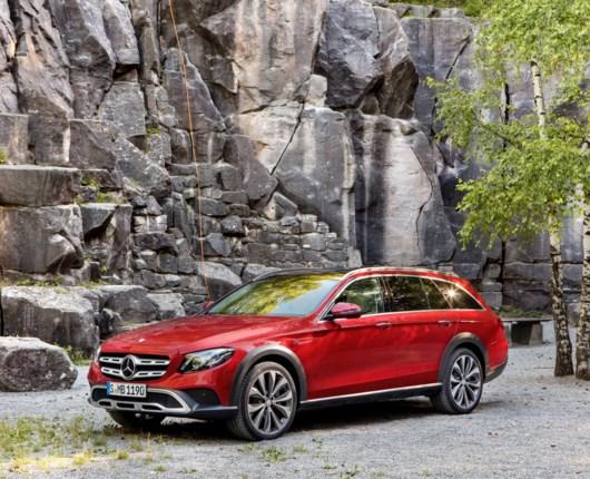 Så er der priser på den nye Mercedes-Benz All-Terrain