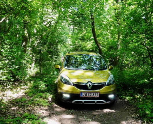 Renault Scenic Xmod dCi 130